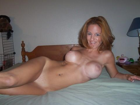 Milf With Fake Boobs