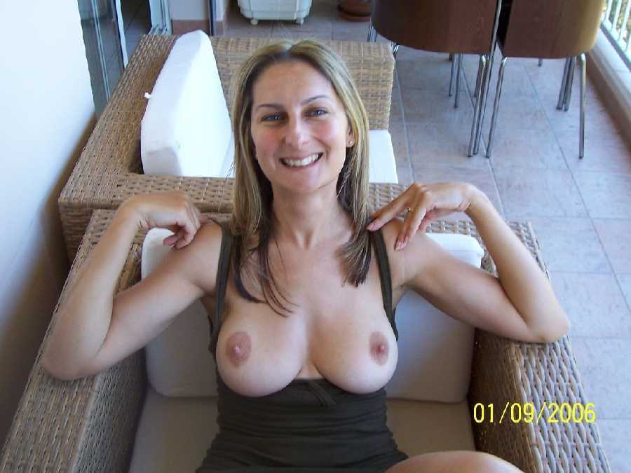 Milf Tits A Mom With Great