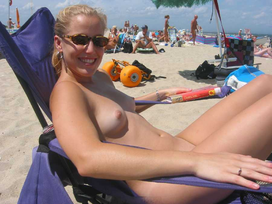 Family nudist beach tubes